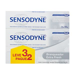 Creme-Dental-Sensodyne-Branqueador-Extra-Fresh-com-50g-Leve-3-Pague-2