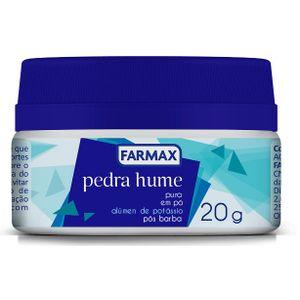 pedra-hume-pura-po-farmax-20g