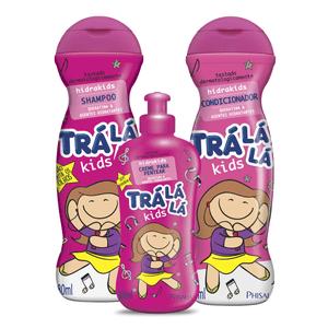 kit-tra-la-la-kids-shampoo-condicionador-gratis-creme-de-pentear-hidrakids