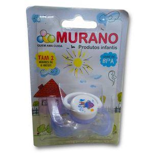 Chupeta-Murano-Silicone-Redondo---6-Meses-Tamanho-2