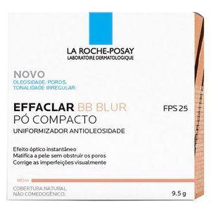 Effaclar-BB-Blur-La-Roche-Posay-Uniformizador-Antioleosidade-Po-Compacto-Cobertura-Natural-Media