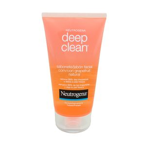 Sabonete-Facial-Neutrogena-Deep-Clean-Grapefruit-150g
