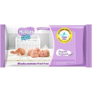 Toalha-Umedecida-Huggies-Baby-Wipes-Cheirinho-de-Lavanda-48-Unidades