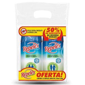 kit-repelente-repelex-family-care-aerossol-200ml-com-50-de-desconto-na-segunda-unidade
