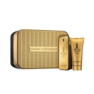 kit-estojo-paco-rabanne-perfume-1-million-masculino-eau-de-toilette-100ml-gel-de-banho-1-million-100ml-edicao-limitada