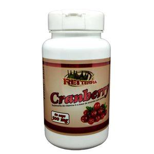 Cranberry-500mg-Rei-Terra-60-capsulas