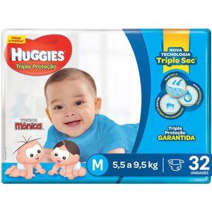 Fralda-Huggies-Turma-da-Monica-Tripla-Protecao-M-32-unidades