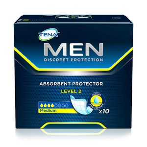 Absorvente-Masculino-Tena-for-Men-Level-2-10-unidades