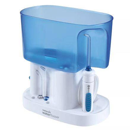 Irrigador-Oral-Waterpik-Waterflosser-Classic-127v-com-6-Ajustes-de-Pressao