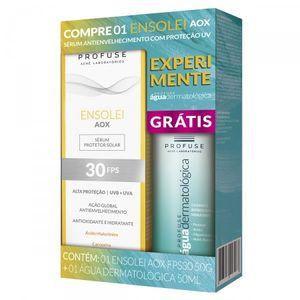 kit-protetor-solar-ensolei-aox-serum-fps-30-30g-gratis-agua-dermatologica-profuse-50ml