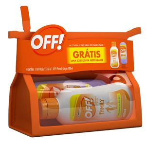 Kit-Repelente-Off--Kids-Locao---Family-Locao---Gratis-Necessaire