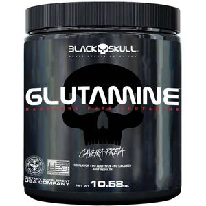 glutamina-black-skull-caveira-preta-sem-sabor-300g