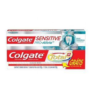 Kit-Creme-Dental-Colgate-Pro-Alivio-50g---Creme-Dental-Total-12-50g