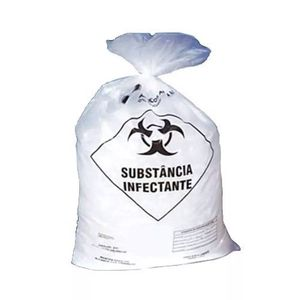 Saco-Hospitalar-Branco-para-Lixo-Infectante-15-Litros-100-Unidades