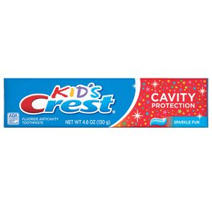 Creme-Dental-Crest-Kids-Cavity-Protection-130g