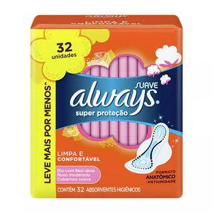 absorvente-always-super-protecao-cobertura-suave-com-abas-32-unidades-leve-mais-pague-menos