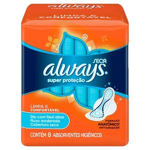absorvente-always-super-protecao-cobertura-seca-com-abas-8-unidades