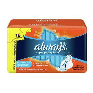 absorvente-always-super-protecao-cobertura-seca-com-abas-16-unidades-leve-mais-pague-menos