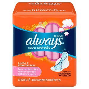 absorvente-always-super-protecao-cobertura-suave-com-abas-8-unidades