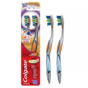 escova-dental-colgate-360-advanced-total-12-macia-cores-sortidas-2-unidades