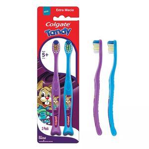 escova-dental-infantil-colgate-tandy-extra-macia-cores-sortidas-2-unidades