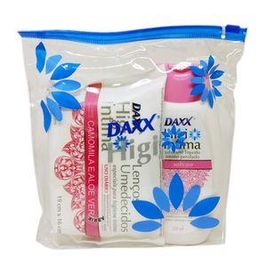 kit-sabonete-liquido-intimo-250ml-lencos-umedecidos-intimo-16-unidades-daxx-gratis-necessaire