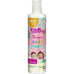 Shampoo-Baby-Salon-Line-To-de-Cachinho-Minha-Primeira-Limpeza-300ml