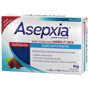 Asepxia-Sabonete-Antiacne-Facial-e-Corporal-Esfoliante-80g