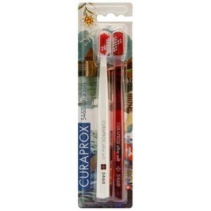 curaprox-escova-dental-adulto-5460-ultra-soft-com-2-unidades-cor-sortida