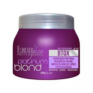 botox-capilar-platinum-blond-forever-liss-250g
