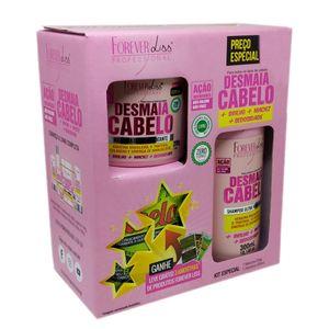 kit-shampoo-300ml-mascara-200g-forever-liss-desmaia-cabelo