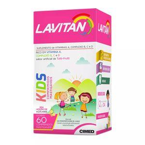 lavitan-kids-comprimidos-mastigaveis-sabor-tutti-frutti-60-unidades