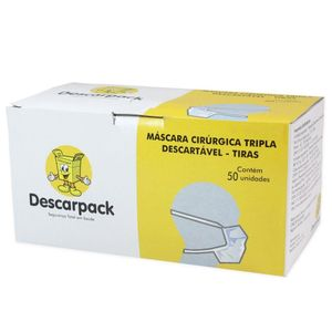 mascara-cirurgica-tripla-descartavel-descarpack-com-tiras-50-unidades
