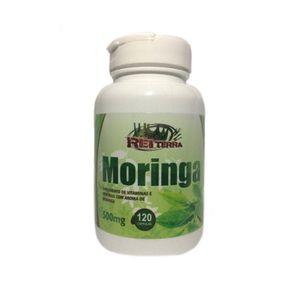 moringa-500mg-rei-terra-120-capsulas