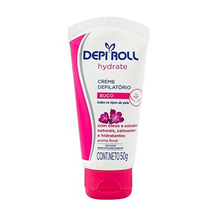 creme-depilatorio-facial-depiroll-hydrate-50g