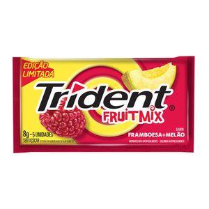 chiclete-trident-fruit-mix-framboesa-e-melao-8g-5-unidades-edicao-limitada