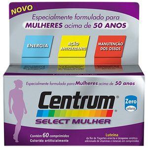 centrum-select-mulher-60-comprimidos