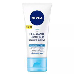 Hidratante-Protetor-Nivea-Facial-Equilibrio-Nutritivo-FPS-30-Pele-Normal-a-Seca-50g