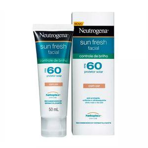 protetor-solar-facial-neutrogena-sun-fresh-controle-de-brilho-fps-60-gel-creme-com-cor-50ml