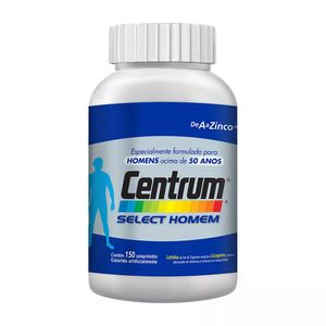 centrum-select-homem-150-comprimidos