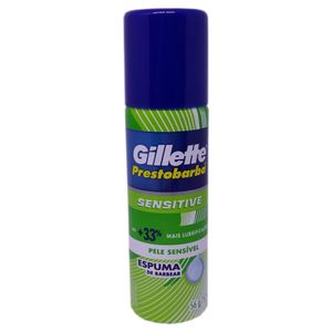 Espuma-de-Barbear-Gillette-Prestobarba-Sensitive-56g