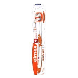 Escova Dental Elmex Anticárie 1 Unidade Cores Sortidas