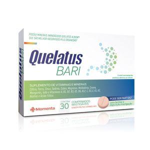 Quelatus-Bari-30-comprimidos-mastigaveis