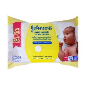 Toalha-Umedecida-Johnson-s-Baby-Recem-Nascido-96-Unidades