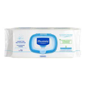 lenco-umedecido-mustela-70-unidades