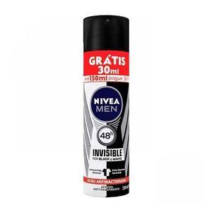 Desodorante-Aerosol-Nivea-Invisible-Black---White-150ml-Gratis-30ml