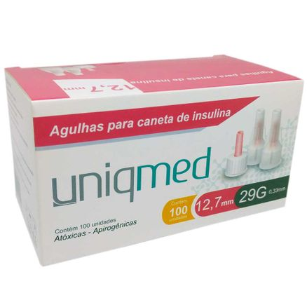 agulhas-para-caneta-de-insulina-uniqmed-12-7mm-29g-100-unidades