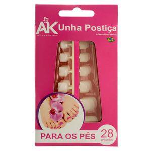 unha-postica-ak-para-os-pes-adesivo-em-gel-natural-28-unidades