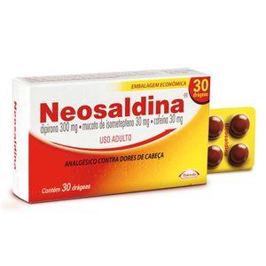 Neosaldina-30-drageas