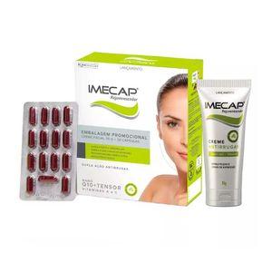 Kit-Imecap-Rejuvenescedor-30-Capsulas---Creme-Facial-Anti-idade-35g